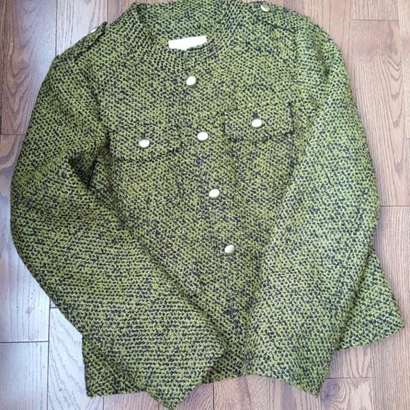 Michael Kors Jackets & Blazers - MICHAEL KORS tweed blazer